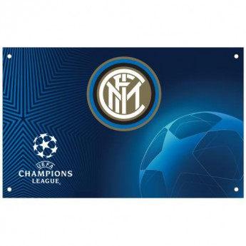 Inter Milan flaga Champions League Flag