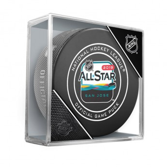 NHL produkty krążek 2019 All-Star Game Official Game Puck