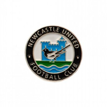 Newcastle United pineska Badge Retro
