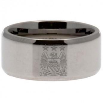 Manchester City pierścionek Band Ring Large EC