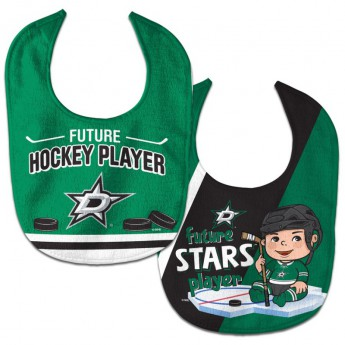 Dallas Stars śliniak WinCraft Future Hockey Player 2 Pack