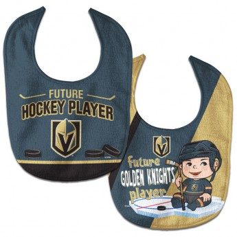 Vegas Golden Knights śliniak WinCraft Future Hockey Player 2 Pack