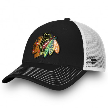 Chicago Blackhawks dziecięca czapka baseballowa Core Trucker