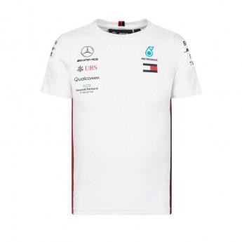 Mercedes AMG Petronas koszulka dziecięca white F1 Team 2019