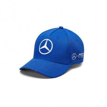 Mercedes AMG Petronas czapka baseballówka blue Bottas F1 Team 2019