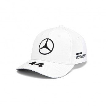 Mercedes AMG Petronas dziecięca czapka baseballowa white Hamilton F1 Team 2019