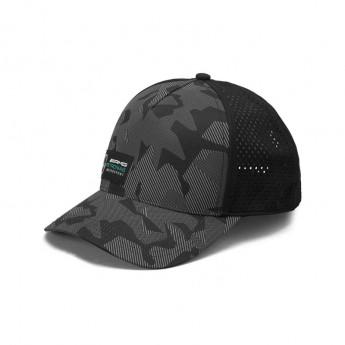Mercedes AMG Petronas czapka baseballówka black Camo F1 Team 2019