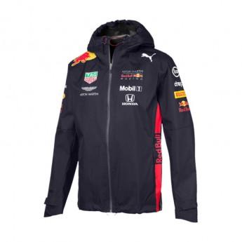 Red Bull Racing męska kurtka z kapturem Rain navy Team 2019
