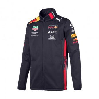 Red Bull Racing kurtka męska softshell navy Team 2019