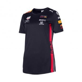 Red Bull Racing koszulka damska navy Team 2019