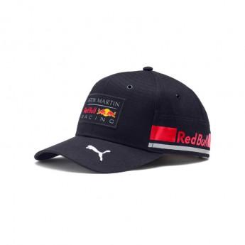 Red Bull Racing dziecięca czapka baseballowa navy Team 2019