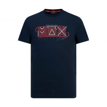 Red Bull Racing koszulka męska navy Max Verstappen Graphic navy Team 2019