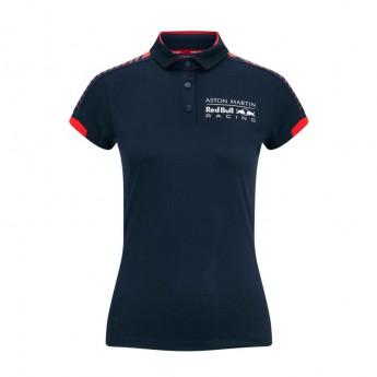 Red Bull Racing damska koszulka polo navy Seasonal F1 Team 2019