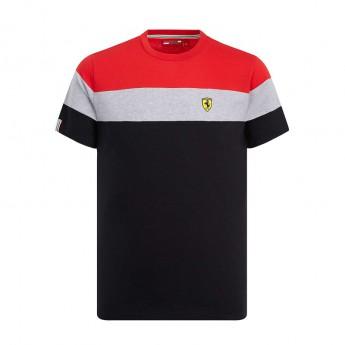 Ferrari koszulka męska block F1 Team 2019
