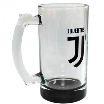 Juventus szklanka Stein Glass Tankard