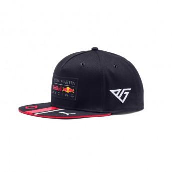 Red Bull Racing czapka flat baseballówka navy Gasly F1 Team 2019