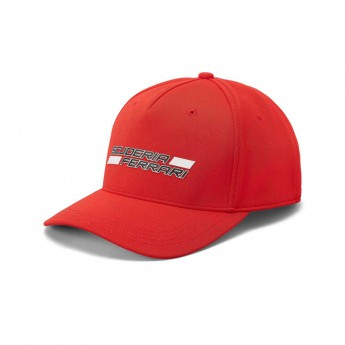 Ferrari czapka baseballówka Logo red F1 Team 2019