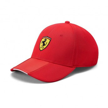 Ferrari czapka baseballówka Carbon red F1 Team 2019