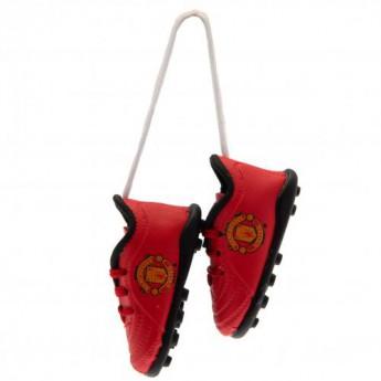 Manchester United minibuciki do samochodu Mini Football Boots