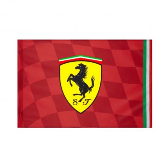 Ferrari flaga red big 140 x 100 cm F1 Team 2019