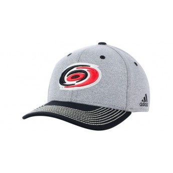 Carolina Hurricanes czapka baseballówka Adidas Heather Line Change