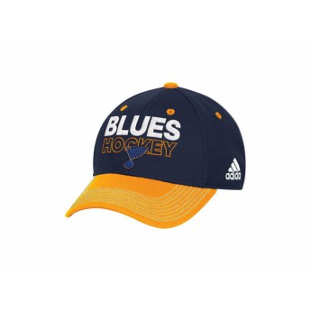 St. Louis Blues czapka baseballówka Locker Room 2017