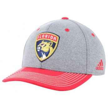 Florida Panthers czapka baseballówka Adidas Heather Line Change
