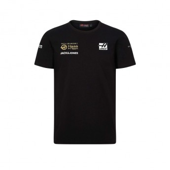 Haas F1 koszulka męska Energy Team black F1 Team 2019