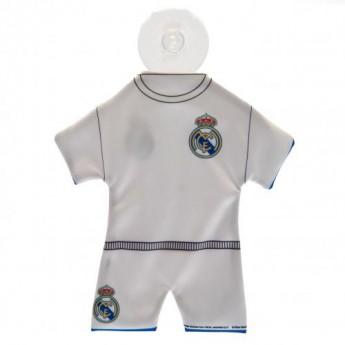 Real Madrid minikoszulka do samochodu Mini Kit