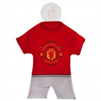 Manchester United minikoszulka do samochodu Mini Kit