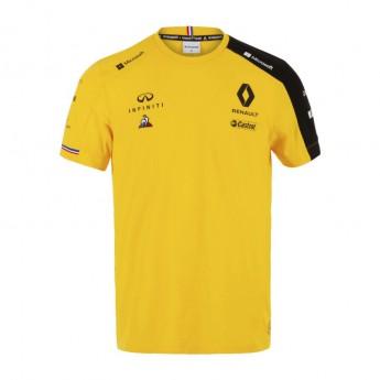 Renault F1 koszulka męska Ricciardo yellow F1 Team 2019