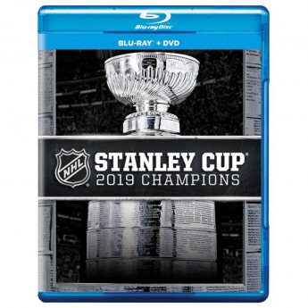 St. Louis Blues DVD a Blu-ray Combo 2019 Stanley Cup Champions