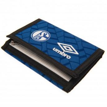 FC Schalke 04 portfel Umbro Wallet