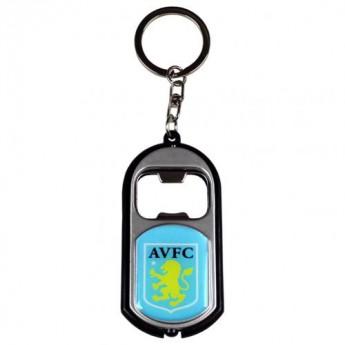 Aston Vila breloczek z otwierakiem Key Ring Torch Bottle Opener
