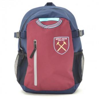 West Ham United plecak Backpack KT