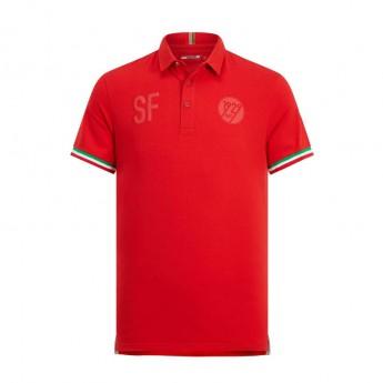 Ferrari męska koszulka polo SF 1929 red