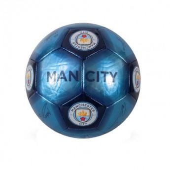 Manchester City mini futbolówka Skill Ball Signature - size 1
