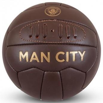 Manchester City piłka Retro Heritage Football - size 5