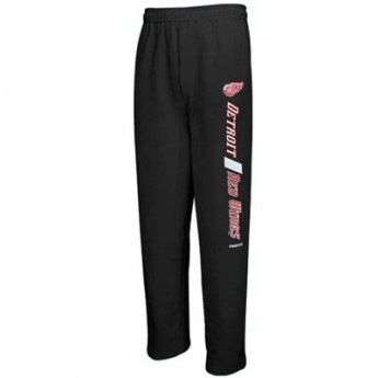 Detroit Red Wings męskie spodnie dresowe Stride Fleece Pants