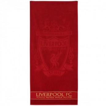 Liverpool ręcznik plażowy Embossed Towel