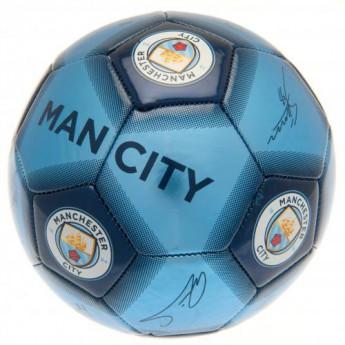 Manchester City piłka Football Signature - size 5