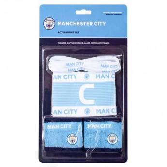 Manchester City zestaw piłkarski Accessories Set